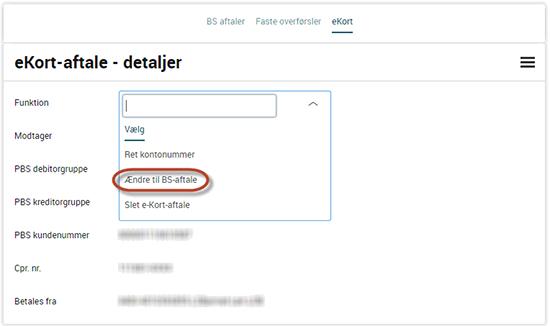 Log på Netbank
